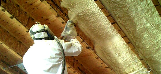 All that you need to about spray foam insulation